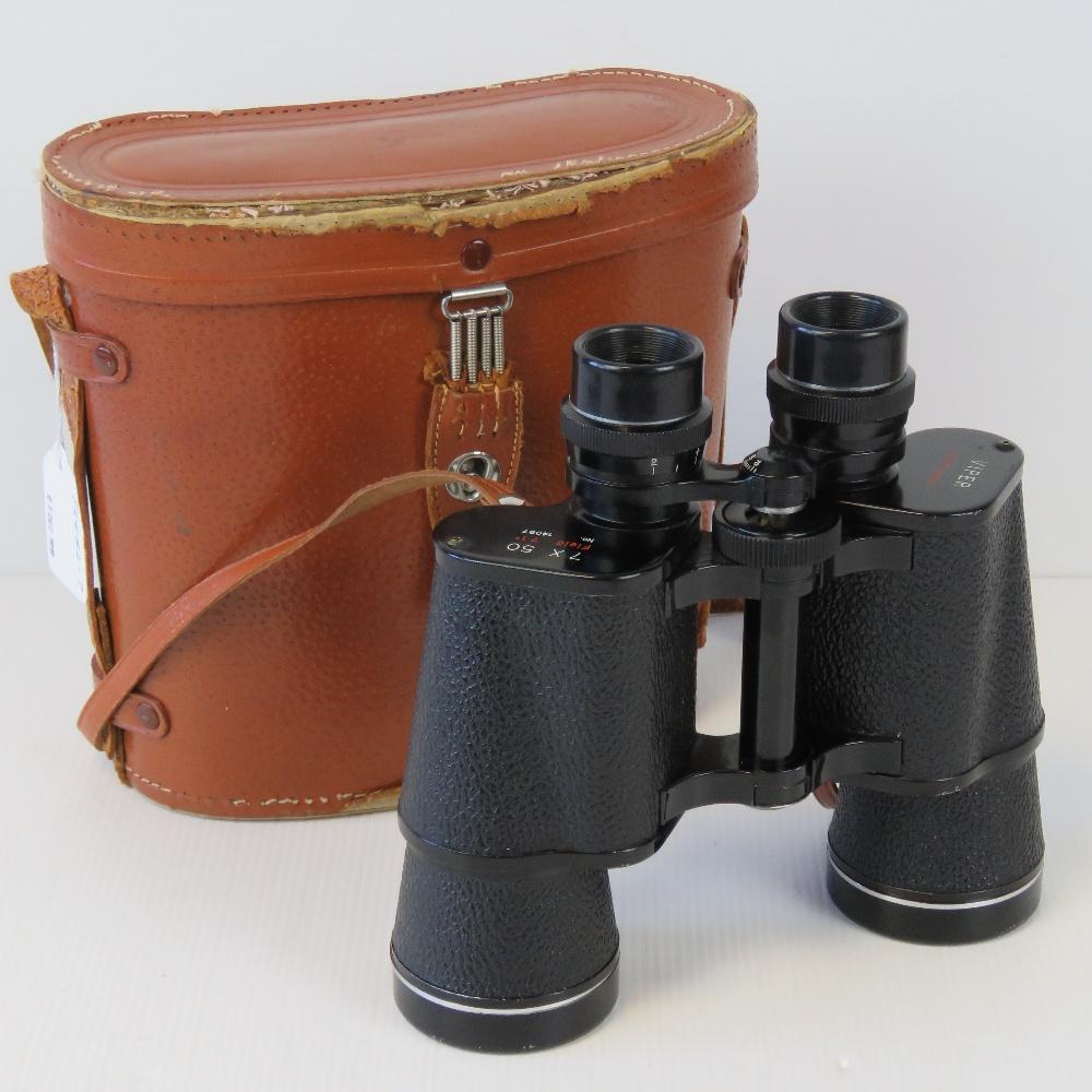 A pair of Viper 7x50 field binoculars, i