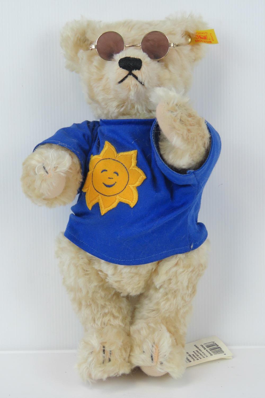 A Steiff 'Summer' Teddy bear, with growl