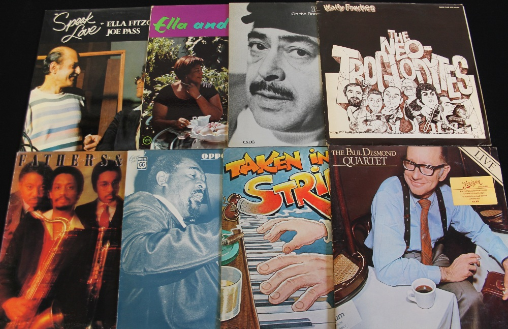 Lot 9 - JAZZ - LPs - Another major collection of around 100 x LPs.