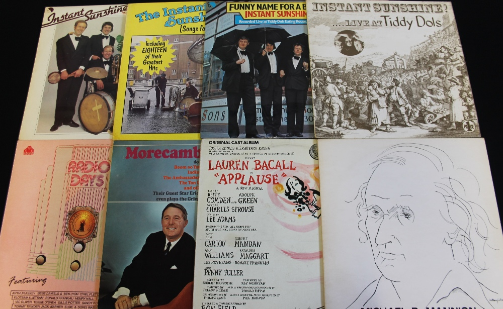 Lot 19 - SPOKEN WORD/COMEDY - A lovely collection of 70 x LPs.