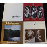 Lot 21 - JOHN SURMAN AND RELATED - A terrific pack of 4 x collectable LPs featuring the multi talented