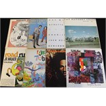 Lot 30 - POP/JAZZ/MIXED GENRE - A nice mixed collection of around 85 x LPs.