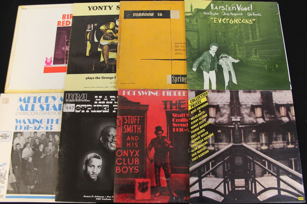 Lot 5 - JAZZ - LPs - Another stomping collection of LPs with around 100 here.