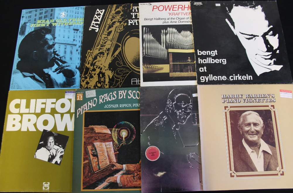 Lot 11 - JAZZ - LPs - A hot collection of around 100 x LPs.