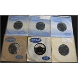 "Lot 336 - LONDON - DOO WOP RARITIES - An excellent selection of 6 x original release 7""! Titles are Ivy"