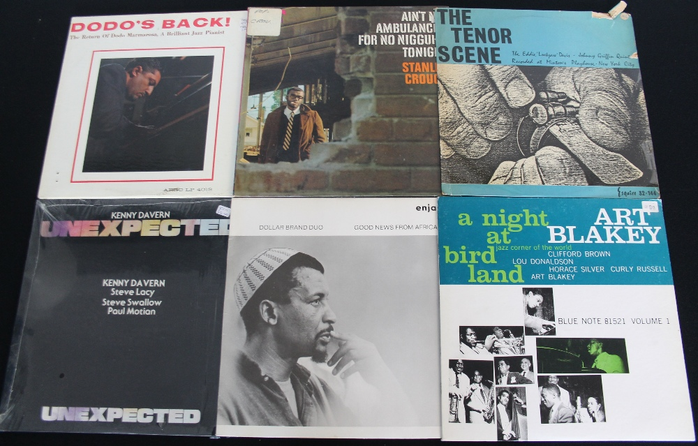Lot 36 - CONTEMPORARY/MODAL/BOP - A terrific selection of 11 x collectable LPs.