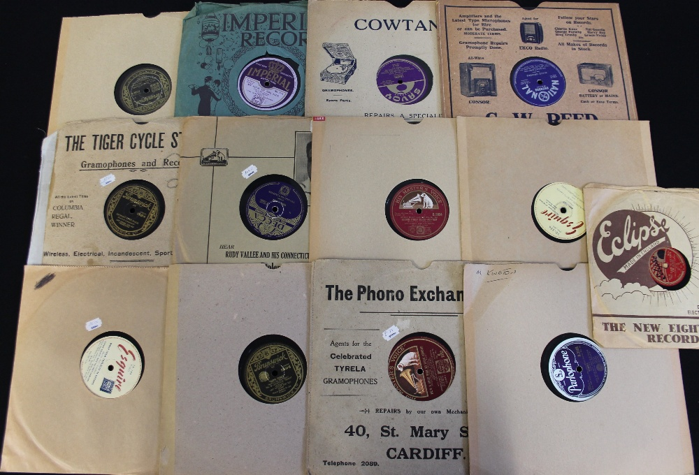 "Lot 16 - JAZZ 78s - Another impressive collection of 78s with around 150 here (mainly 10"" recordings)."