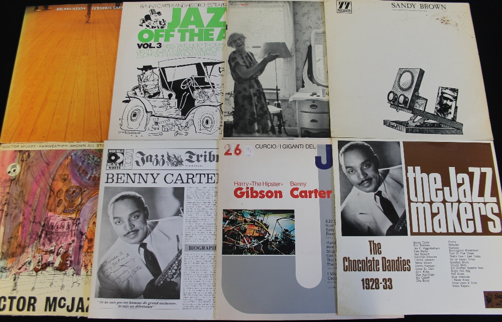 Lot 10 - JAZZ - LPs - Approximately 100 x LPs in this great job lot.