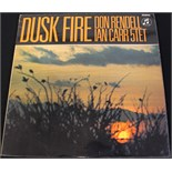 Lot 44 - THE DON RENDELL/IAN CARR QUINTET - DUSK FIRE - Working our way back an LP with this exceptionally