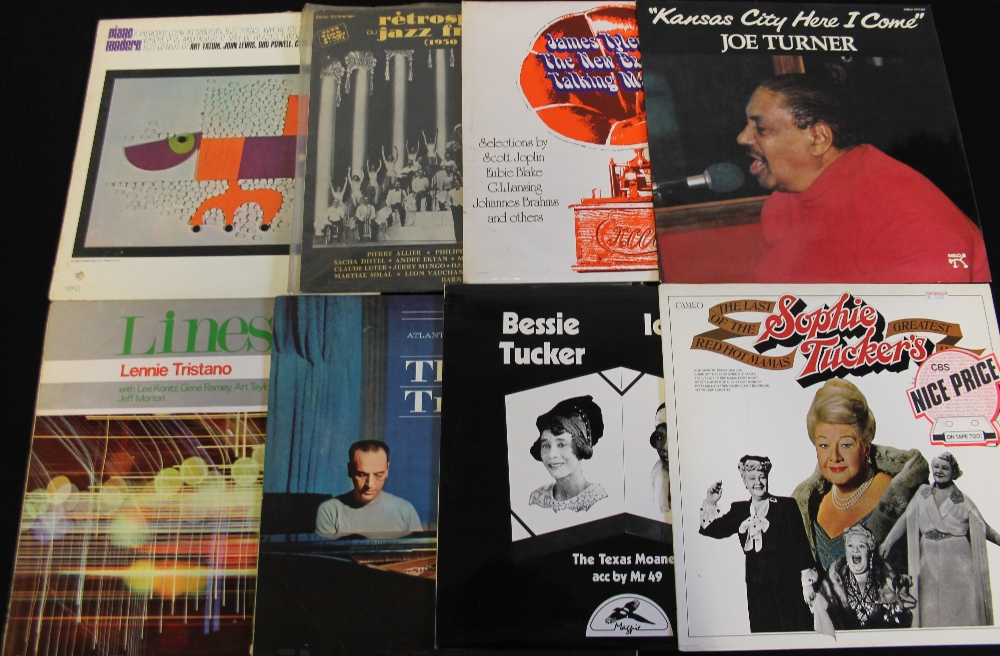 Lot 8 - JAZZ - LPs - Over 100 x LPs in this groovin' lot.