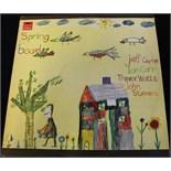 Lot 42 - THE JEFF CLYNE/IAN CARR QUARTET - SPRINGBOARD - A lovely original Polydor Special (545007) copy of