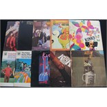 Lot 33 - THE KINKS - Lovely selection of 10 x LPs with rare 1st pressings.