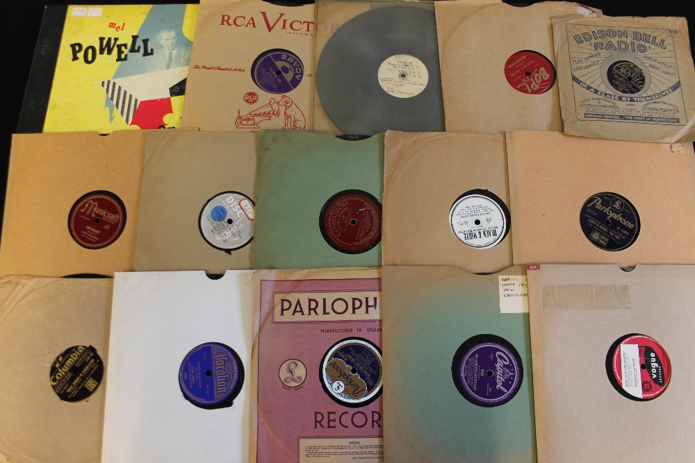 Lot 15 - JAZZ 78s - A fascinating collection of around 150 x 78RPM shellac records covering early Jazz,
