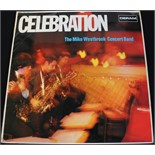 Lot 52 - THE MIKE WESTBROOK CONCERT BAND - CELEBRATION - Very tidy copy of this sought after LP on Deram