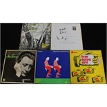 Lot 47 - STAN TRAVEY AND RELATED - Excellent selection of 6 x original recording LPs.