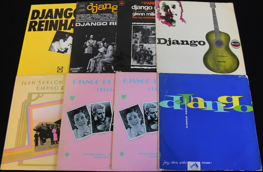 Lot 12 - JAZZ - LPs - Around 100 more x LPs in this fortissimo lot! Artists/titles include Tete Montoliu -