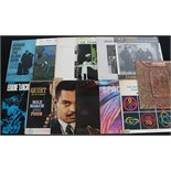 Lot 37 - CONTEMPORARY/MODAL/BOP - Another brilliant selection of this time 13 x LPs.