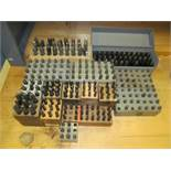 Lot of Assorted Metal Stamps