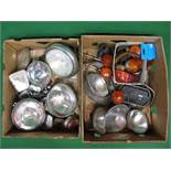 Two boxes of lights,