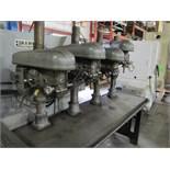 Delta Rockwell Multi-Head Drill Press