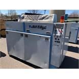 Jet Edge Model 36-200 Waterjet Intensifier Pump, S/N: 11863, Max Output Pressure 36,000 PSI
