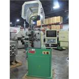 2007 HTC Model HTC 10CF-4Z2 CNC 4 Axis Spring Coiling Machine
