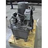 Rexnord Corporation Hydraulic Pump, Reservoir Capacity 15 gal