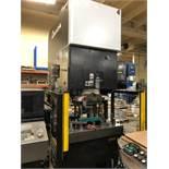 AMADA Model TPL60SI Gap Frame Press, Capacity 60 Metric