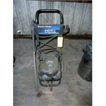 PRESSURE WASHER, EX-CELL, 6.0 HP motor, 2,300 PSI
