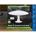 4055 - Digital TV caravan and truck aerial