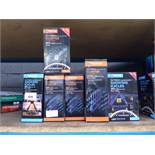 6 boxes of Premiere Christmas lights