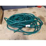 Green hosepipe