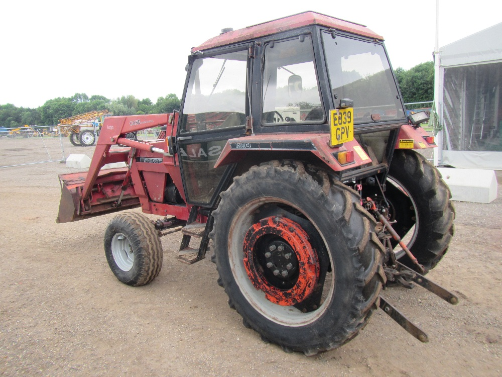 Case 1394 Tractor Manual