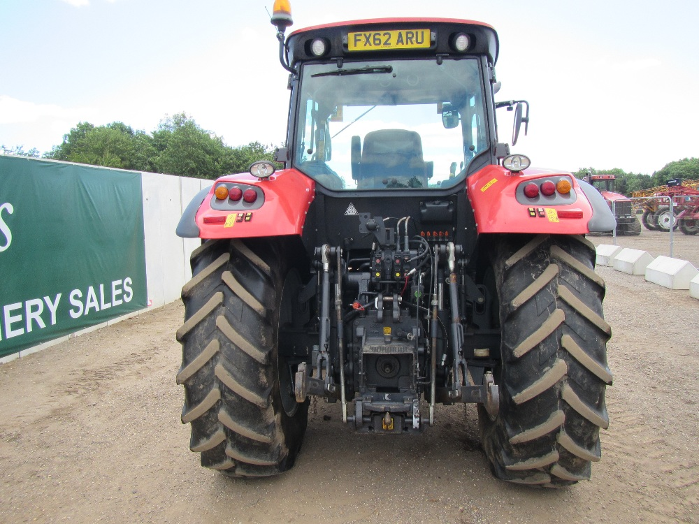Tractor Front Suspension : Mccormick xtx tractor c w kph cab front axle