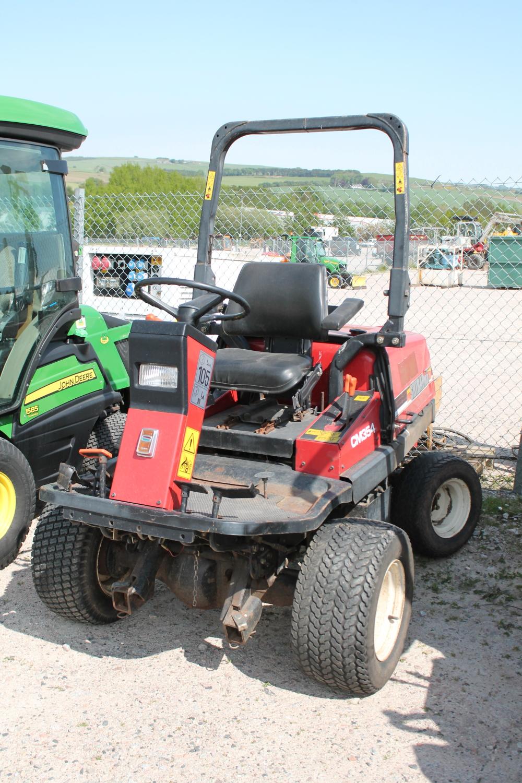 Lot 2021 - SLIB AGRA MOWER KEY IN P/CABIN