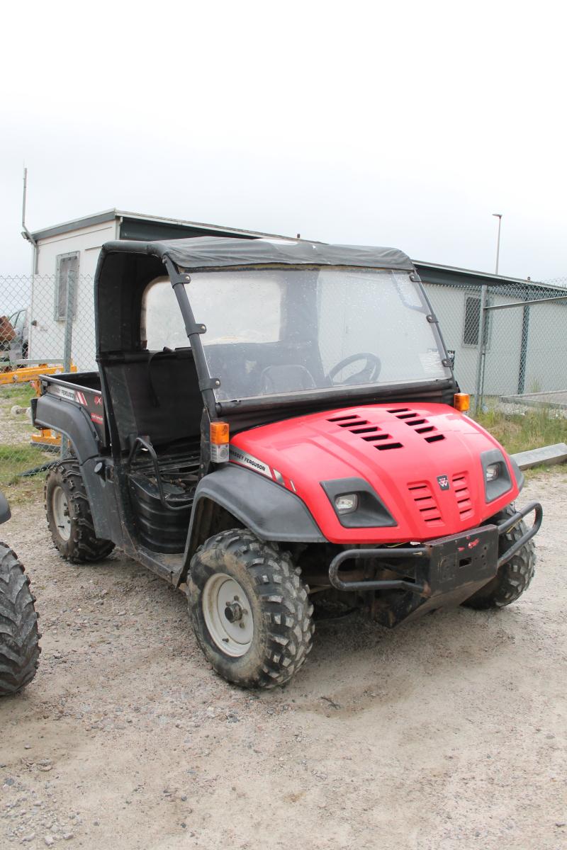 Lot 2030 - MF ATV KEY IN P/CABIN