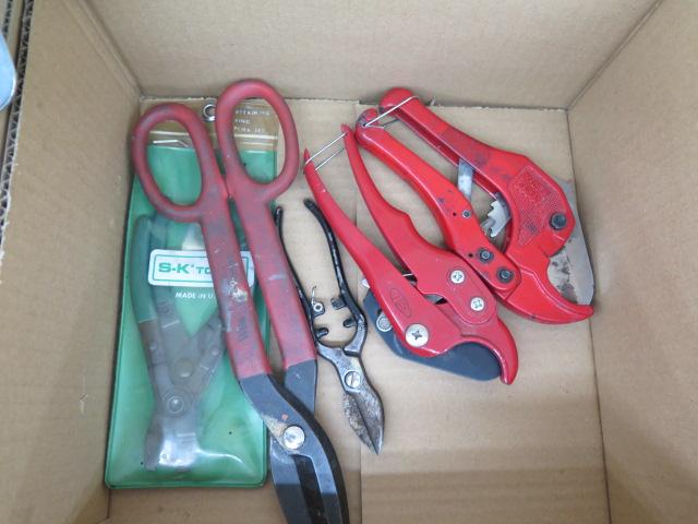Lot 26 - Hand Tools