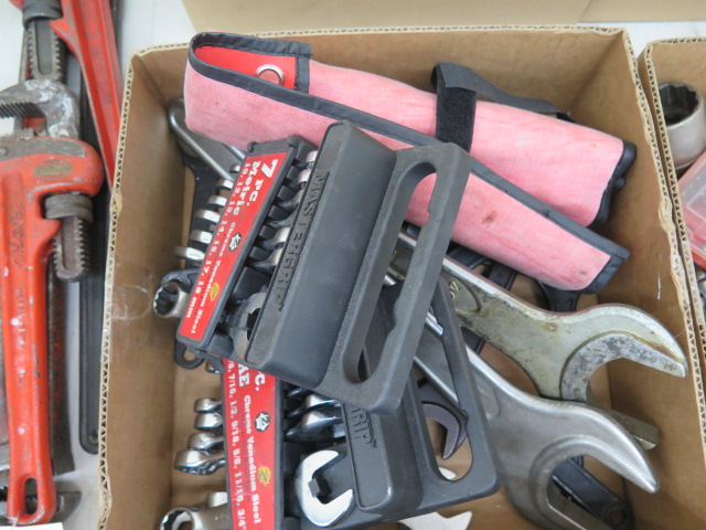Lot 21 - Wrench Sets