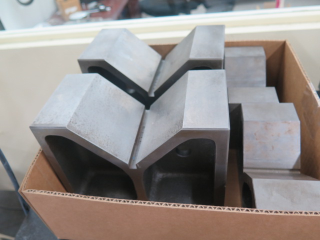 Lot 46 - V-Blocks