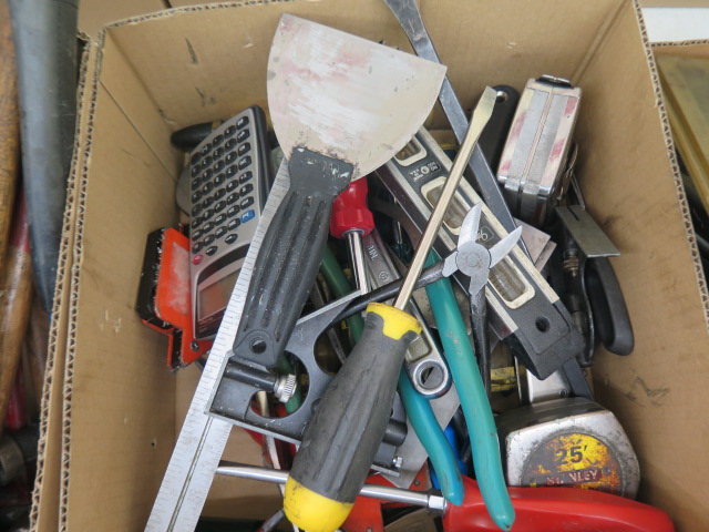 Lot 33 - Hand Tools