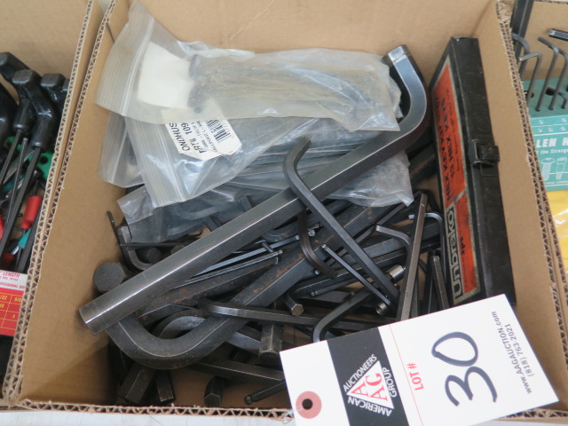 Lot 30 - Allen Wrenches