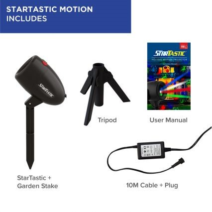   1X   BOX OF 6 STARTASTIC ACTION LASER PROJECTORS WITH 6 LASER MODES   NEW AND BOXED   SKU - Image 8 of 8