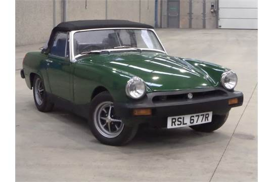 Can over Buy mg midget car need girl like