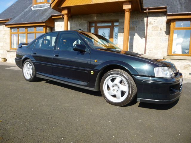 vauxhall lotus carlton turbo 3615cc chassis number scc000019m1027522 this is a genuine two. Black Bedroom Furniture Sets. Home Design Ideas