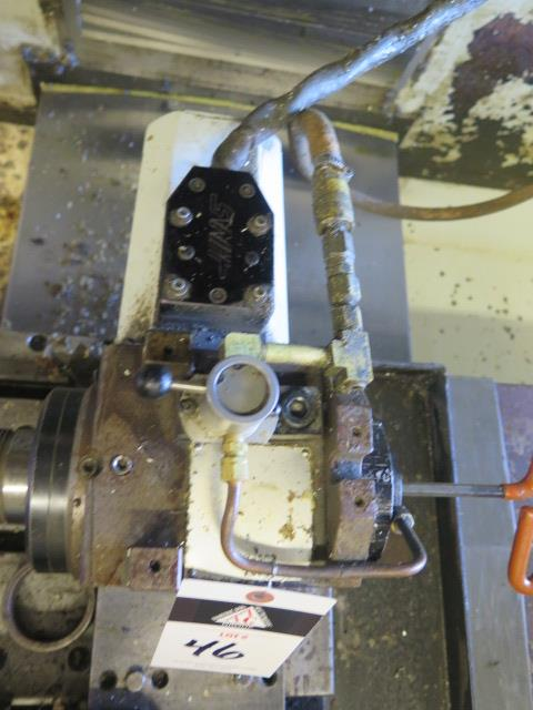 Haas HA5C2 2-Head 4th Axis 5C Rotary Indexer (ONE HEAD REMOVED FOR REPAIR) (SOLD AS-IS - NO - Image 7 of 8