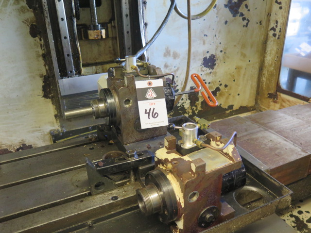 Haas HA5C2 2-Head 4th Axis 5C Rotary Indexer (ONE HEAD REMOVED FOR REPAIR) (SOLD AS-IS - NO - Image 3 of 8