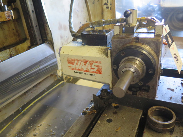 Haas HA5C2 2-Head 4th Axis 5C Rotary Indexer (ONE HEAD REMOVED FOR REPAIR) (SOLD AS-IS - NO - Image 2 of 8