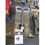"6"" Angle-Lock Vise w/ Swivel Base (SOLD AS-IS - NO WARRANTY)"