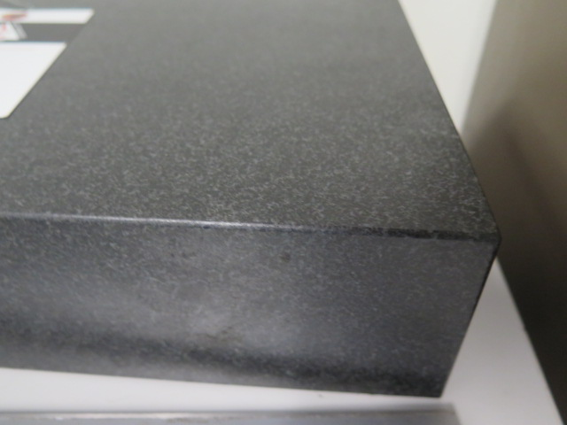 """8"""" x 1`2"""" x 3"""" Granite Surface Plate (SOLD AS-IS - NO WARRANTY) - Image 2 of 3"""