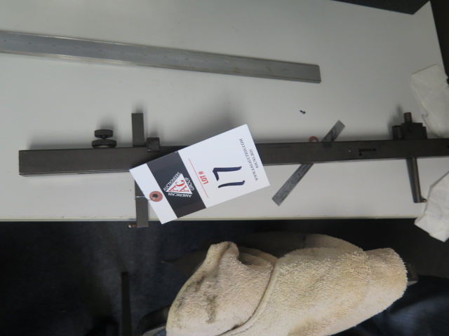 Large Diameter Bore Gage (SOLD AS-IS - NO WARRANTY)